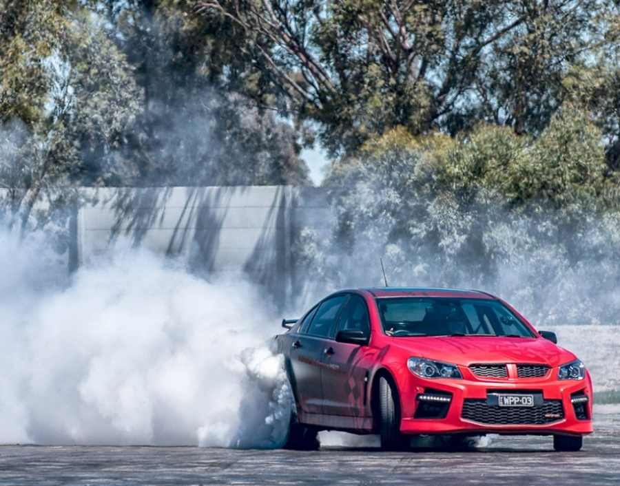 Walkinsaw Performance starts offering W507 package for Holden HSV GTS (With video)