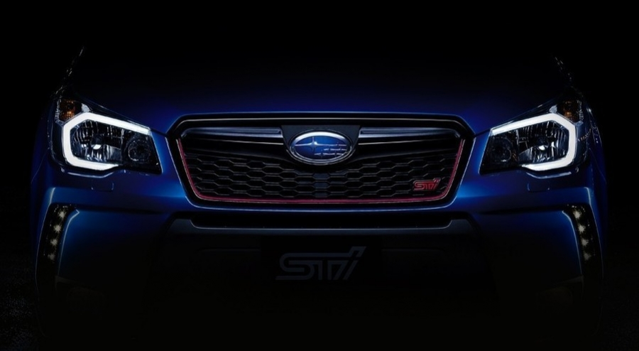 STi announces high performance version of Forrester
