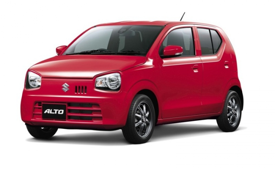 Suzuki announces new Alto to be launched on December 22