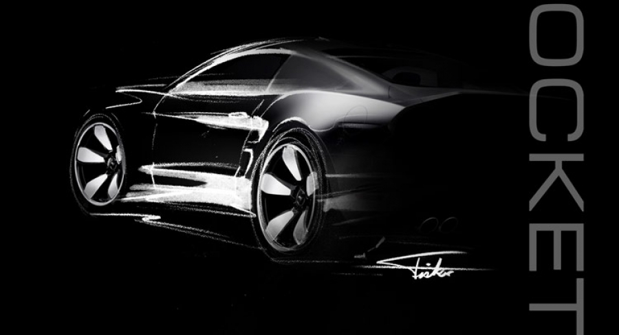 New Rocket Muscle Car to debut in LA Auto Show Galpin Auto Sports (GAS)